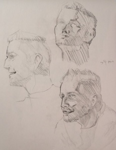 Angles of the Human Head